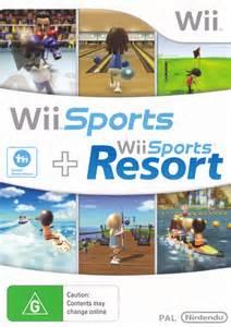 Wii Sports Resort Games
