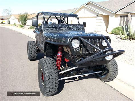 jeep wrangler buggy 1998 2012 rock buggy jeep wrangler lj custom sand desert