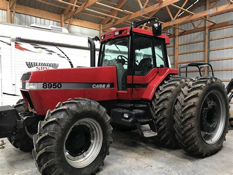 1998 Case Ih 8950 Tractor For Sale, 7,329 Hours