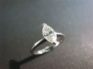 marquise engagement ring marquise ring marquise diamond With marquise diamond wedding ring