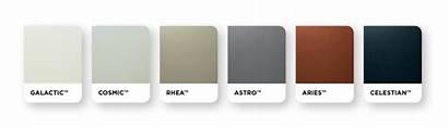 Colorbond Metallic Colour Steel Range Bluescope Lysaght