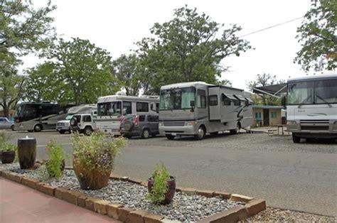 trailer ranch rv resort   community santa fe