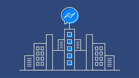 el futuro de facebook messenger  empresas en