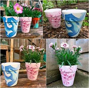 Decorate, Your, Flower, Pots, In, A, Creative, Way