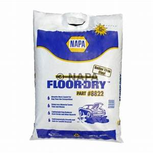 Oil absorbent 24 qt diatomaceous earth absorbent nfd 8822 for Napa floor dry 8822