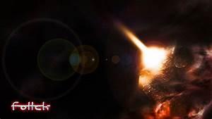 Follck Planet Crash Wallpaper by Deathmonkey77 on deviantART