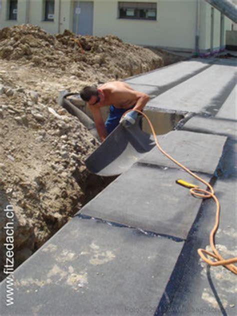 bitumen abdichtung sockelbereich bauabdichtungen fitze dach ag steildach flachdach