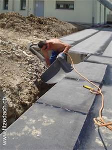 Fliesenkleber Auf Bitumen : bauabdichtungen fitze dach ag steildach flachdach ~ Michelbontemps.com Haus und Dekorationen
