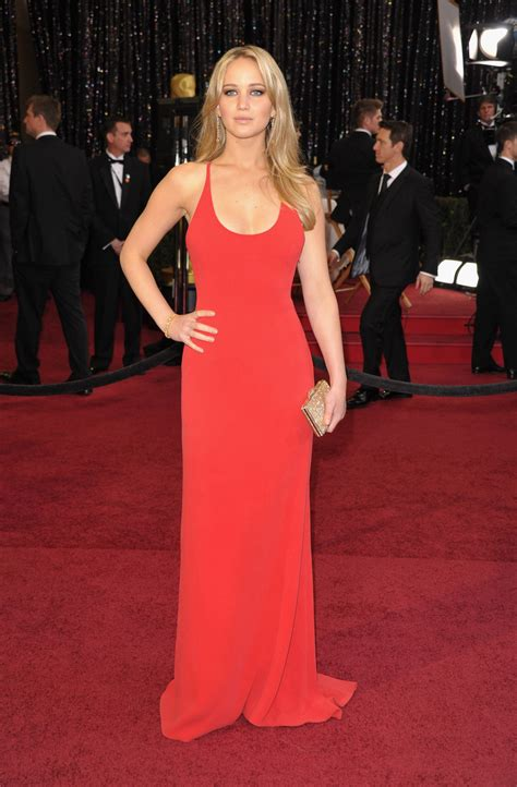 Jennifer Lawrence Best Red Carpet Looks Red Carpet In