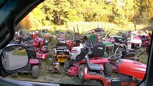 Lawn Mower Heaven And The Racing Mower