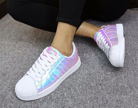 Superstar, Holographic, Adidas