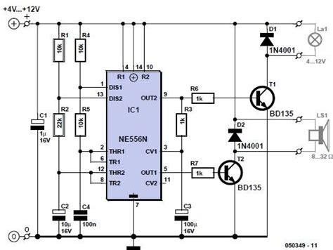 Circuit Labs Electronic Circuits Collection Fbi Siren
