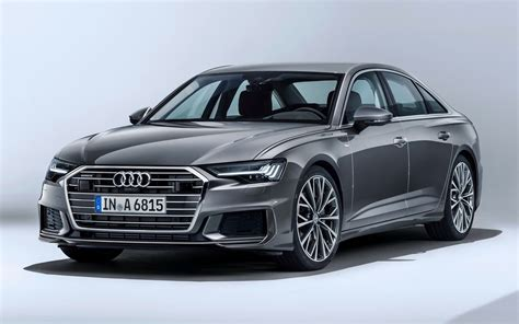 Audi A6 2018 Wallpapers