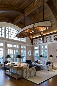 99, Rustic, Lake, House, Decorating, Ideas, 39, Decor, Home, Inside