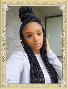 60 Delectable Box Braids Hairstyles for Black Women Attractive Hair Ideas HAIRSTYLES