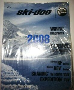 Brp Can Ski Doo Rev Skandic Expedition Wiring