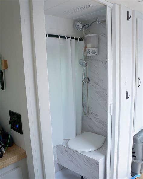 See more ideas about camper van, camper, van. 40 hours of freedom sprinter van conversion bathroom shower door toilet   Van conversion ...