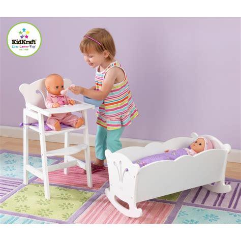 chaise haute poupée chaise haute pour poupée accessoires pour poupées