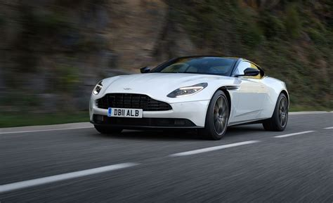 2018 Aston Martin Db11 V-8 First Drive