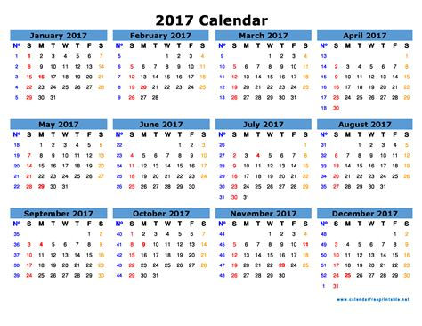 calender outline 2017 calendar printable with holidays calendar free
