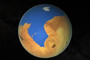 Huge 400-foot tsunamis once washed over Mars | MNN ...