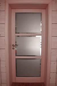 porte interieure en bois porte vitree en bois atelier With porte de garage et porte interieure contemporaine italienne