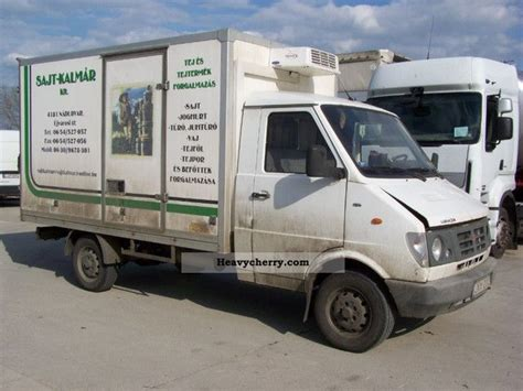 Daewoo Lublin 2006 Refrigerator Body Truck Photo And Specs