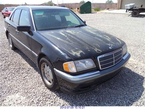 We can help you calculate and track your fuel economy. 2000 - MERCEDES BENZ C230 - Rod Robertson Enterprises Inc.