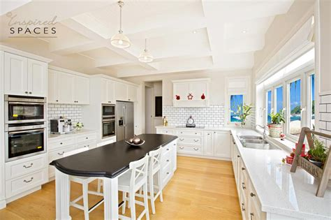 Commercial Kitchen Design Ideas - hton kitchen makeover by inspired spaces at twin creek