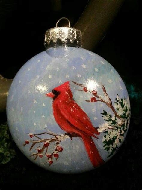 painted ornaments ideas  pinterest diy xmas