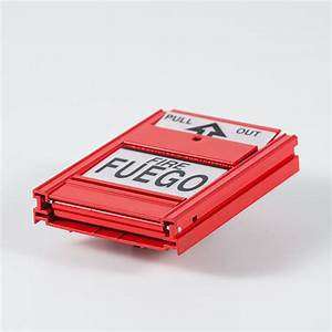 China High Quality Conventional Manual Call Point For Fire