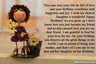 Happy Birthday Message to Grown Daughter