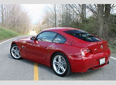 Sell used 2006 BMW Z4 M Coupe only 18k miles all