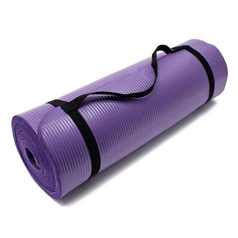 tappeto palestra tappeto tappetino palestra spesso viola ginnastica