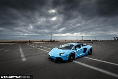 Aventador Liberty Walk Lamborghini Lb Larry Speedhunters