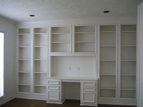 built in desk and bookshelves study with built in desk and shelves my dream home