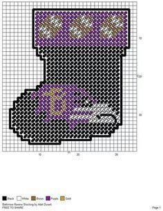 images  nfl plastic canvas patterns