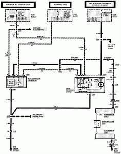 Cruise Control Wiring Diagram Chevrolet