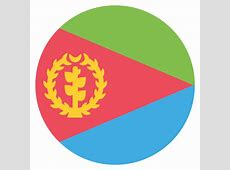 Eritrea Flag Vector Emoji Icon Free Download Vector