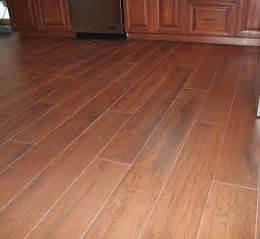 Wood Kitchen Floor Tile