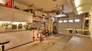 garage workshop- perfect for motorcycle storage and still