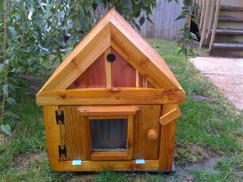 Outdoor Cat House Heated Outdoor Cat House Large