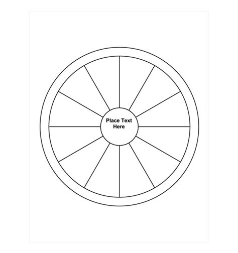 umbrella chart umbrella chart template