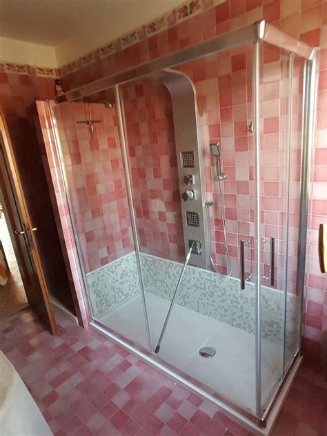 box vasca doccia 5 motivi per sostituire la vasca da bagno con un box