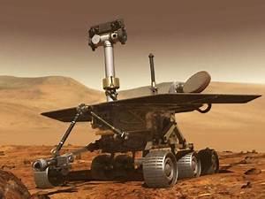 Mars Rovers Spirit & Opportunity & Their Images| Exploratorium