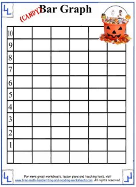 halloween party idea candy bar graph