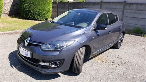 renault occasion angers renault megane d occasion 1 2 tce 130 energy bose edition angers carizy