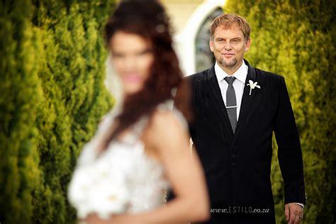 Janine F Janine Steve Hofmeyr 39 S Wedding Estilo