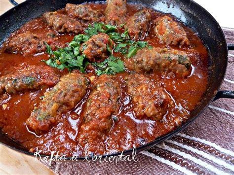 ratiba cuisine kefta aux aubergines à l 39 le de recettes de