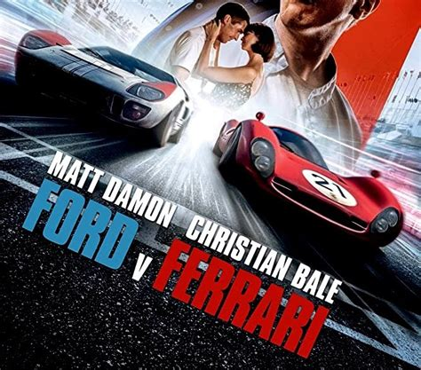 Many movies would've been satisfied with just the tension provided by the race, but ford vs ferrari is not content with that. Five Cent Cine At Home: Ford v Ferrari - Buffalo Rising